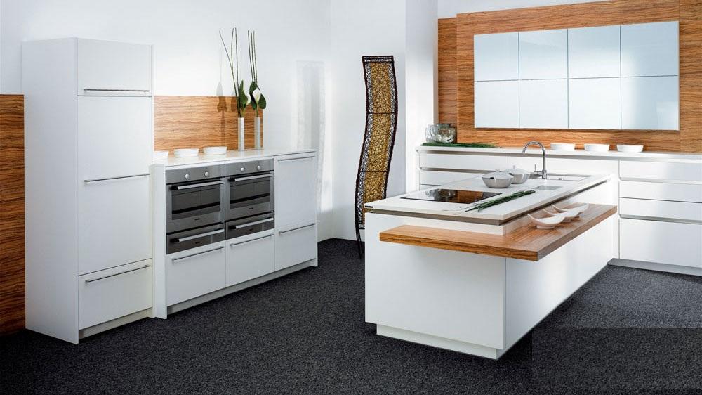 Mesas y barras para cocina arcomobel - Barra cocina pared ...