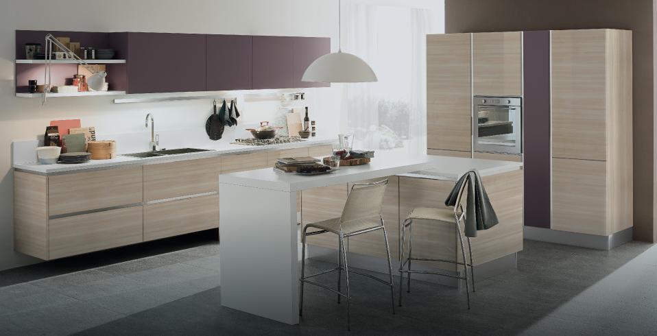 Mesas y barras para cocina arcomobel - Como hacer una barra de cocina ...