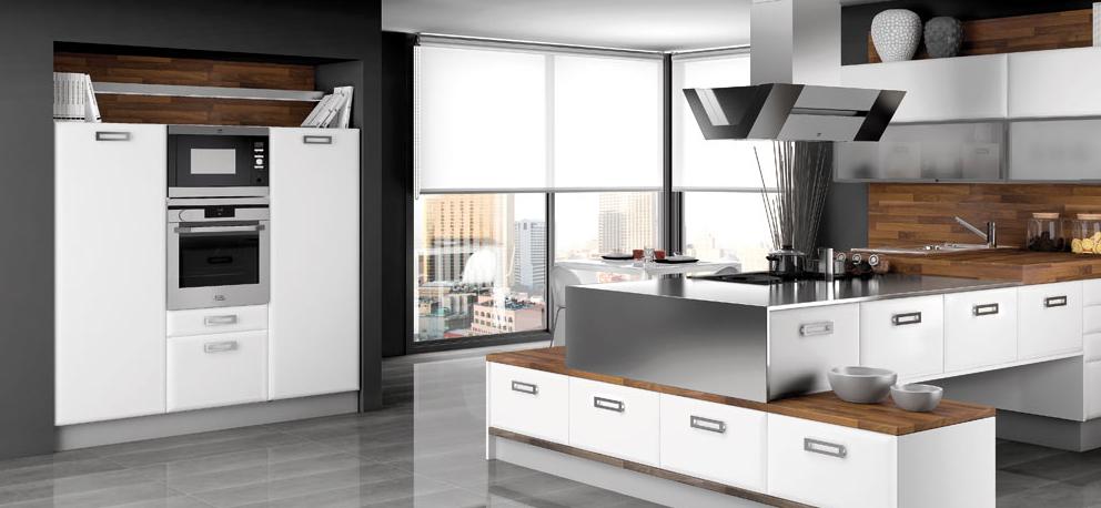 Puertas de cocina forlady for Muebles de cocina basicos