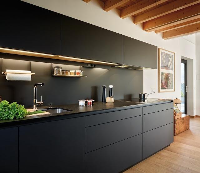 El equipamiento interior de la cocina: ¿cuál elegir?