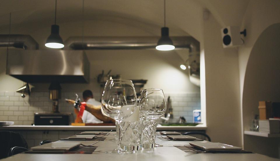 Estilo industrial en cocinas, sin complejos II