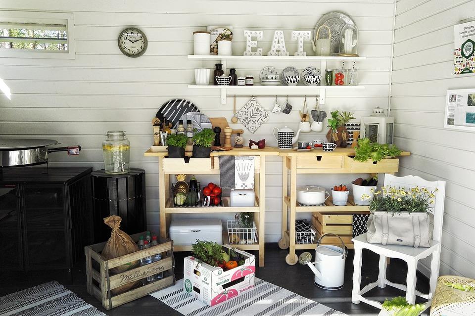 ¿Cómo decorar tu cocina? ¡Ideas sencillas!