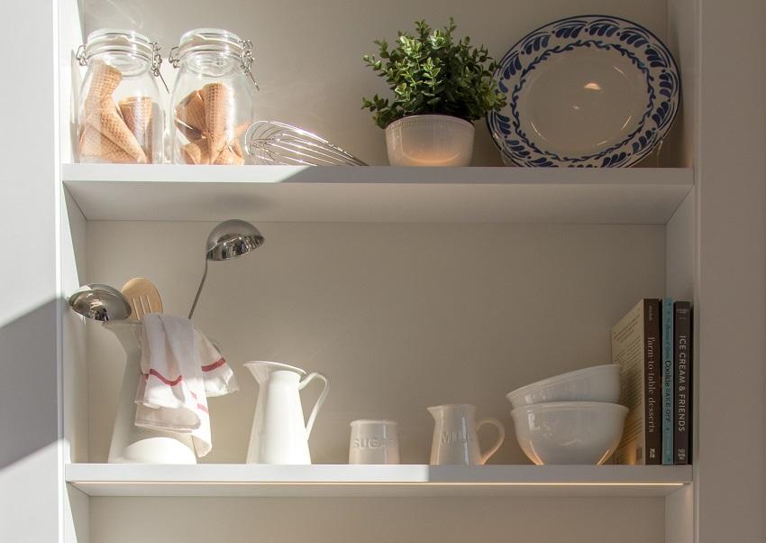 Orden: organiza la cocina de forma fácil